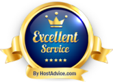 Award-winning hosting